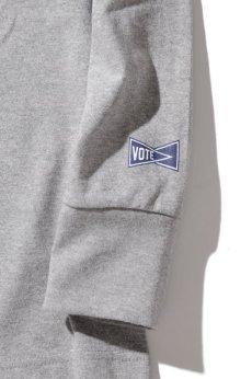 画像8: 【VOTE MAKE NEW CLOTHES】STANDARD L/S HOODIE (8)
