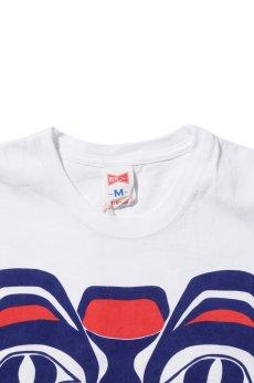 画像4: 【VOTE MAKE NEW CLOTHES】 ALASKA SOUVENIR77 TEE (4)