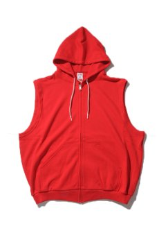画像2: 【VOTE MAKE NEW CLOTHES】BIG VEST HOODIE (2)
