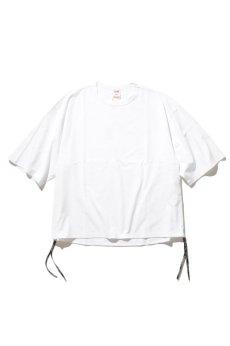 画像3: 【VOTE MAKE NEW CLOTHES】SIDE ZIP TEE (3)