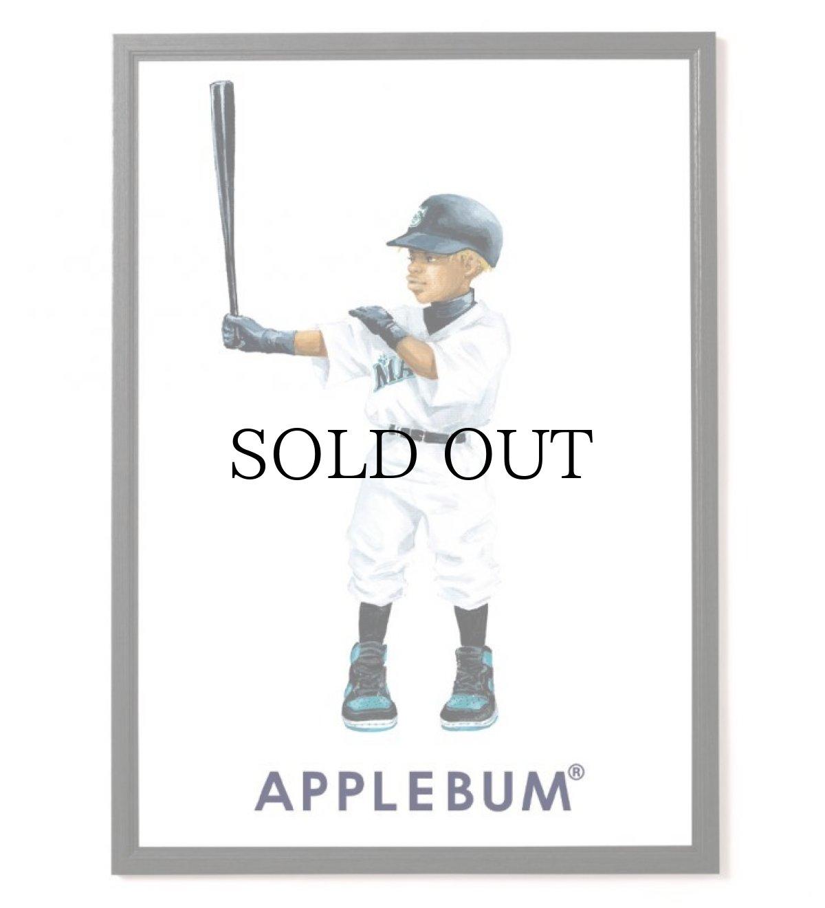 """画像1:  受付終了  【APPLEBUM】""""No'51 Boy"""" A1 Poster (1)"""