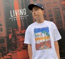 """画像8: APPLEBUM / """"Sunset Playground"""" Painted by RYUSUKE SANO T-shirt (8)"""