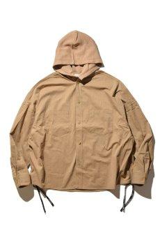画像1: 【VOTE MAKE NEW CLOTHES】MARVEL SIDE ZIP JKT (1)