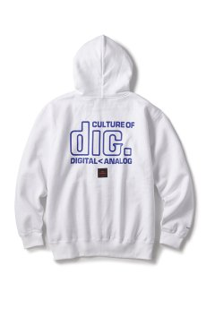 "画像5: INTERBREED / disk union x INTERBREED ""Culture Lovers Zip Hoodie"" (5)"