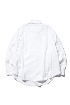 画像2: VOTE MAKE NEW CLOTHES / MARVEL BD  SHIRTS -WHITE- (2)