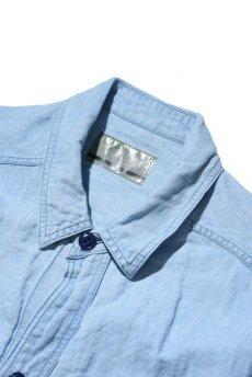 画像3: VOTE MAKE NEW CLOTHES / MARVEL CHAMBRAY SHIRTS (3)