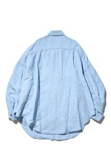 画像2: VOTE MAKE NEW CLOTHES / MARVEL CHAMBRAY SHIRTS (2)