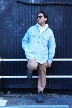 画像5: VOTE MAKE NEW CLOTHES / MARVEL CHAMBRAY SHIRTS (5)