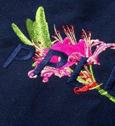 画像6: APPLEBUM / Flower Logo Canvas Zip Totebag (6)