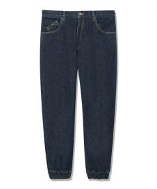 画像1: Back Channel / DENIM JOGGER PANTS (1)