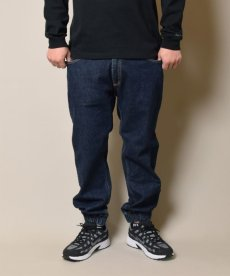 画像4: Back Channel / DENIM JOGGER PANTS (4)