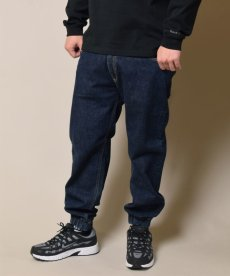 画像5: Back Channel / DENIM JOGGER PANTS (5)