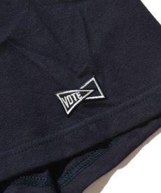 画像2: VOTE MAKE NEW CLOTHES / P.E. TEE -NAVY- (2)