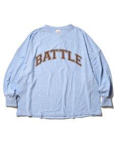 """画像2: VOTE MAKE NEW CLOTHES / """"BATTLE"""" P.E. L/S TEE (2)"""