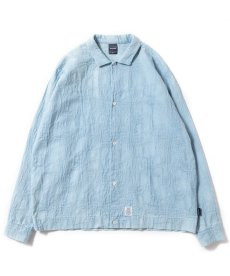画像1: APPLEBUM / Bleach Square L/S Shirt (1)