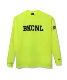 画像2: Back Channel / BKCNL L/S T (2)