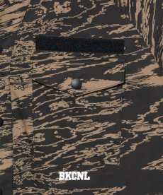画像2: Back Channel / GHOSTLION CAMO SCOUT SHIRT (2)