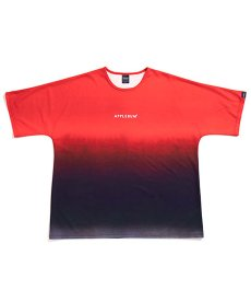 画像1: APPLEBUM / Gradation Dolman Sleeve T-shirt (1)