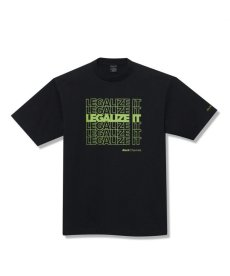 画像2: Back Channel / LEGALIZE IT T (2)