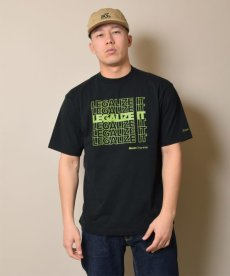 画像8: Back Channel / LEGALIZE IT T (8)