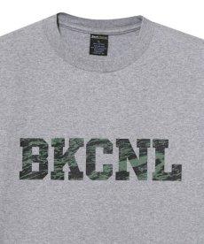 画像6: Back Channel / GHOSTLION CAMO BKCNL T (6)