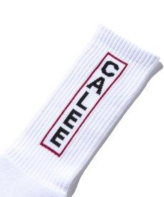 画像3: CALEE / Wing socks -WHITE- (3)