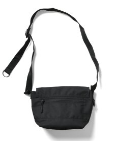 画像3: 【HAIGHT】DROP BELT SMALL MESSENGER BAG (3)
