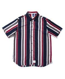 画像1: APPLEBUM / Stripe S/S Shirt (1)