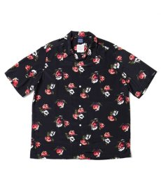 "画像2: APPLEBUM / ""Rose"" S/S Aloha Shirt (2)"