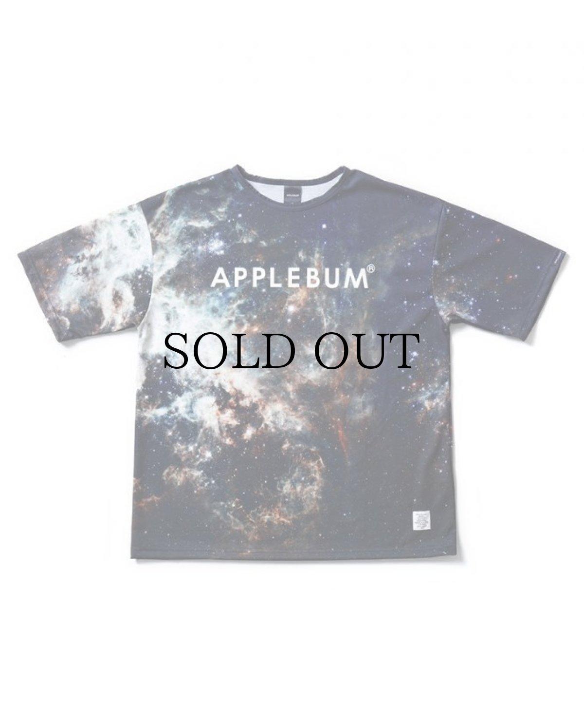 """画像1: APPLEBUM / """"Nebula"""" Big T-shirt (1)"""