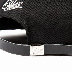 画像5: CALEE / COCA-COLA collaboration international logo cap -BLACK- (5)