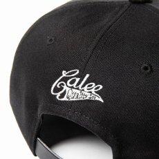 画像4: CALEE / COCA-COLA collaboration international logo cap -BLACK- (4)