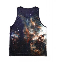 "画像2: APPLEBUM / ""Nebula"" Basketball Mesh Jersey (2)"