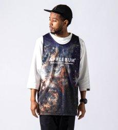 "画像3: APPLEBUM / ""Nebula"" Basketball Mesh Jersey (3)"