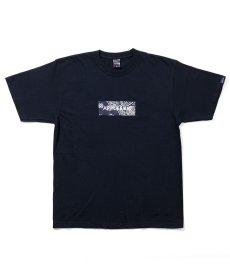 画像2: APPLEBUM / Bandanna Box Logo T-shirt (2)