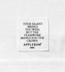 """画像7: APPLEBUM / AJ """"CHICAGO"""" Boy T-shirt (7)"""