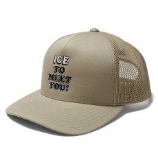画像2: HAIGHT / ICE TOO MEET YOU TUCKER MESH CAP (2)
