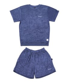画像1: APPLEBUM / Set Up Room Wear -NAVY- (1)