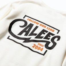 画像4: CALEE / 3/4 Set in sleeve sweat -WHITE- (4)