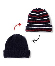 画像1: APPLEBUM / Reversible Knit Cap (1)