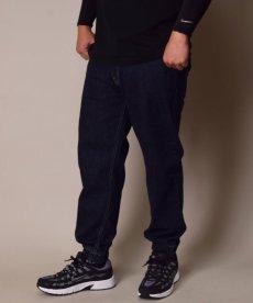 画像9: Back Channel / DENIM JOGGER PANTS (9)