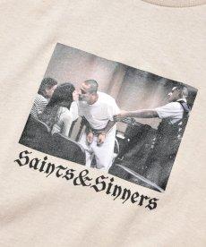 画像3: Saints and Sinners / GOODBYE KISS L/S TEE (3)