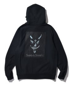 画像1: Saints and Sinners Killer / HAHA PULLOVER HOODIE (1)