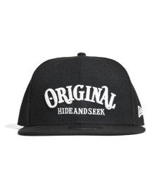 画像2: HIDEANDSEEK / HIDEANDSEEKxTENDERLOIN Baseball CAP(NEW ERA) (2)