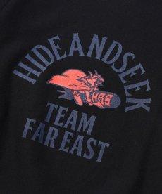 画像3: HIDEANDSEEK / Team Far East Sweat Shirt (3)