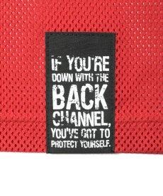 画像15: Back Channel / MESH TANK TOP (15)