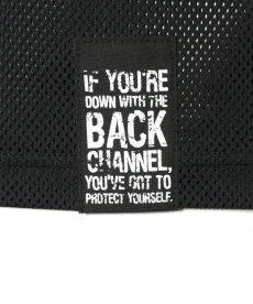 画像9: Back Channel / MESH TANK TOP (9)
