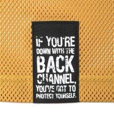 画像11: Back Channel / MESH TANK TOP (11)