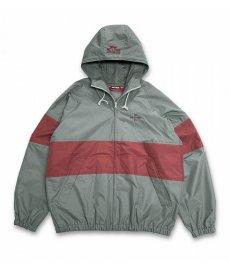 画像1: HIDEANDSEEK / Nylon Zip Jacket (1)
