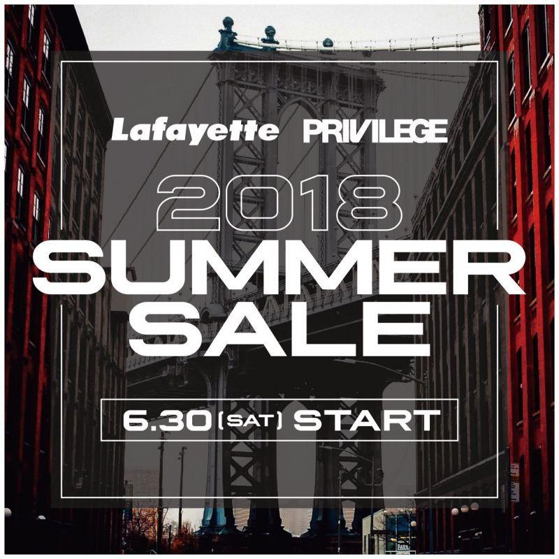 LAFAYETTE&PRIVILEGE SUMMER SALE START!!!